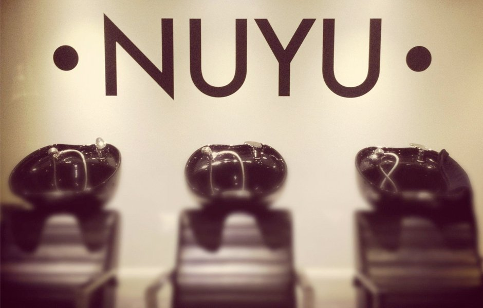 NUYU Lichfield Hair Salon Backwash Stations
